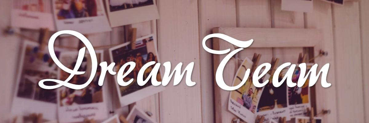 Dream team - living waters ministries strand